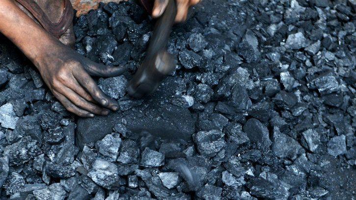 coal worker in india