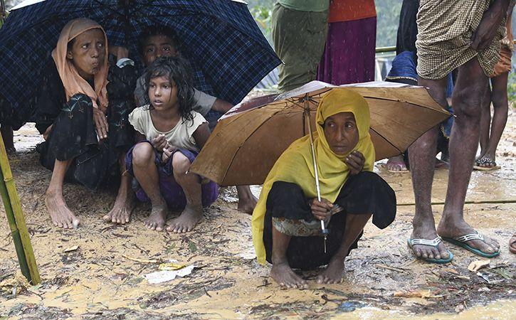 Confine Illegal Rohingya To Designated Camps
