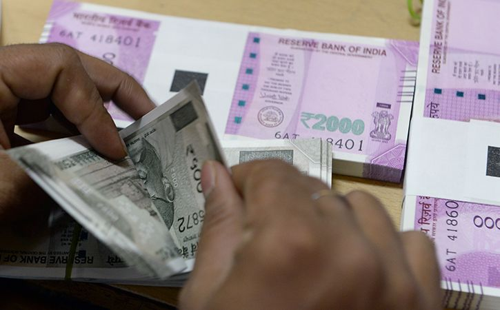 Currency With Public Doubles From Demonetisation Low