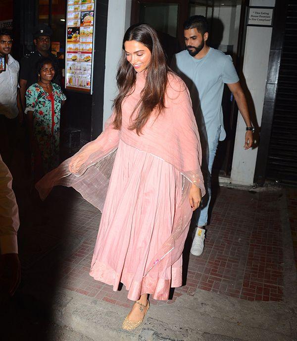 Deepika Padukone fashion capital