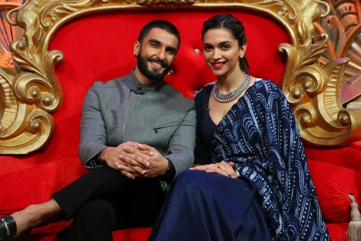 Deepika Responds To Engagement Rumours With Ranveer, Says She Cannot Control The Speculation