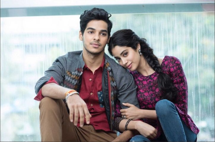 Dhadak's Hindi Version Of Zingat Is Out & People Are Expressing Their Disappointment With Memes