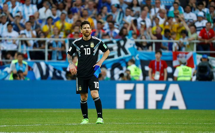 Diego Maradona Stern Words For Team Coach After Draw Vs Iceland