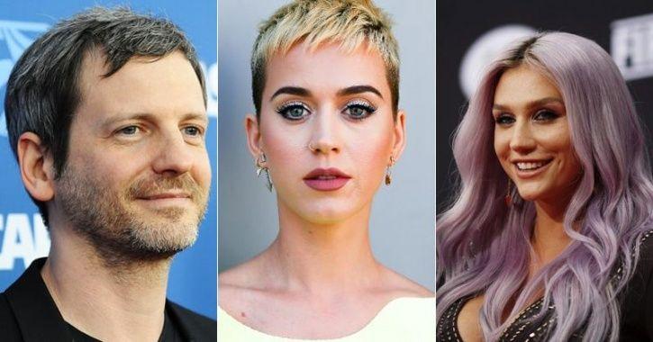 Dr Luke, Katy Perry, and Singer Kesha
