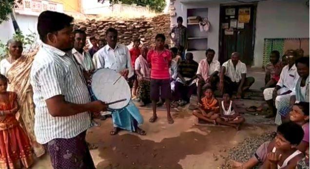 drums, beats, whatsapp, IPS officer, Telangana