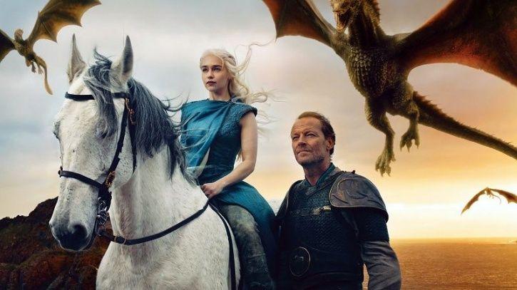 Emilia Clarke who plays the role of Daenerys Targaryen AKA Khaleesi AKA Mother of Dragons posted a h