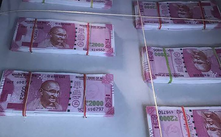 Fake Notes Worth Rs 5 Lakh Seized