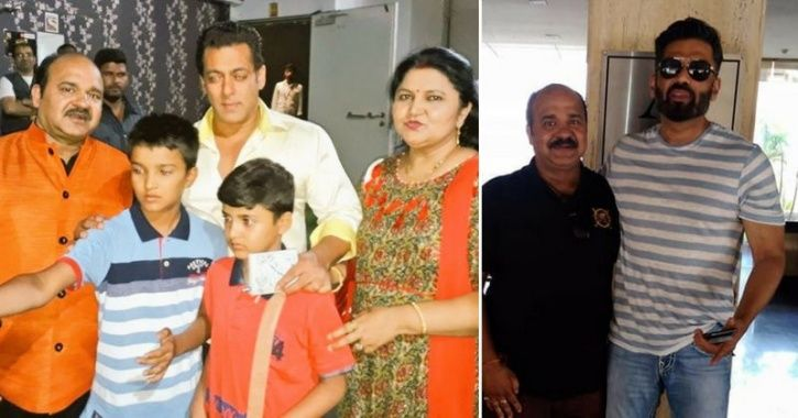 From Meeting Salman Khan To Bagging His First Commercial, Here's How Dancing Uncle's Last Week Went