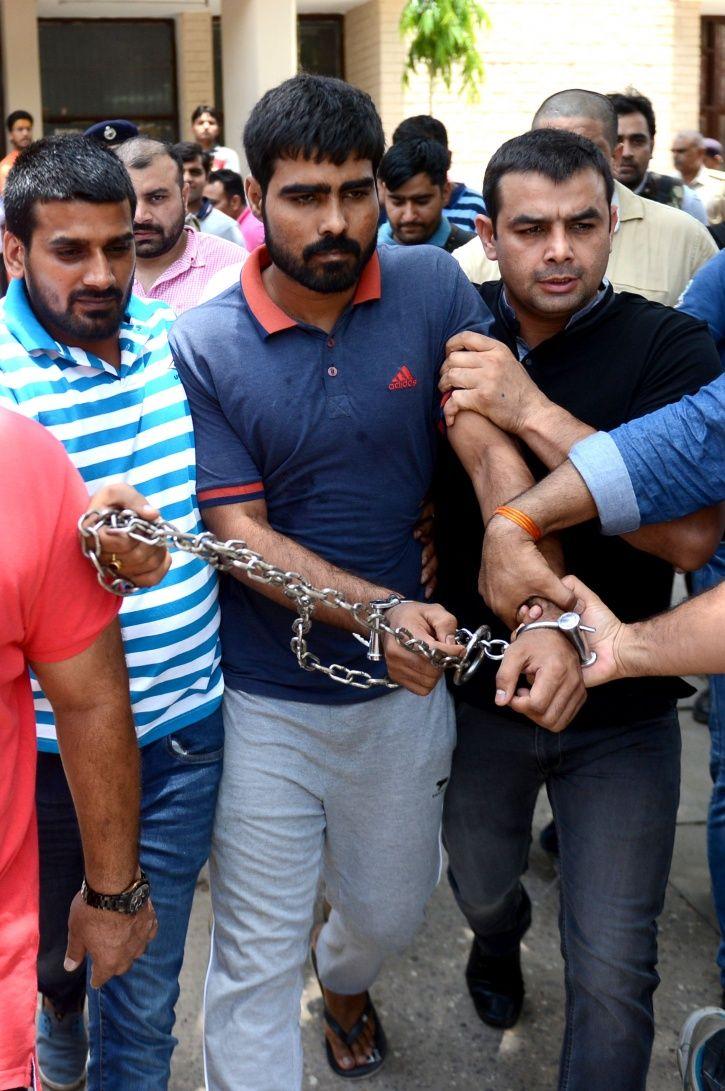 From past few months gangster Sampat Nehra has been plotting to murder Salman Khan.