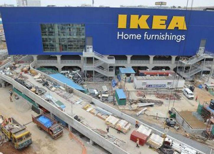 Furniture giant Ikea