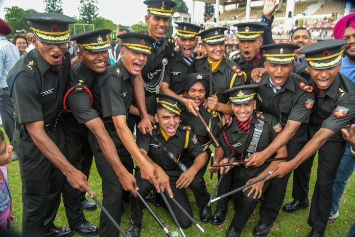gentleman cadet Rajshekhar