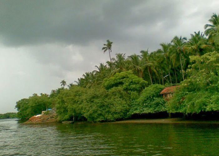 Goa Divar Island