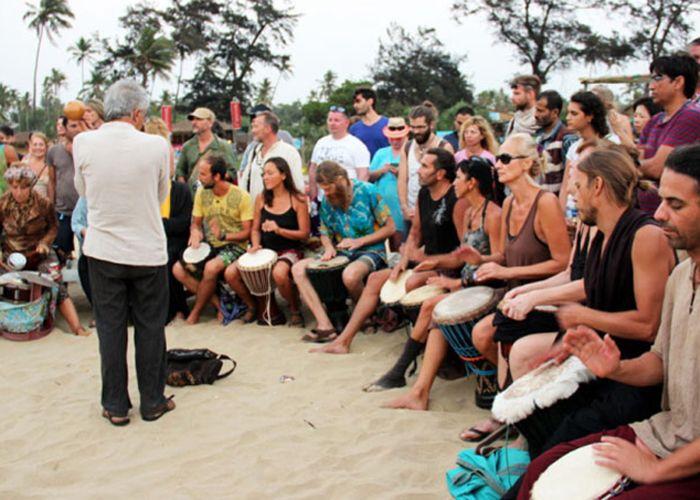 Goa Drum Circle