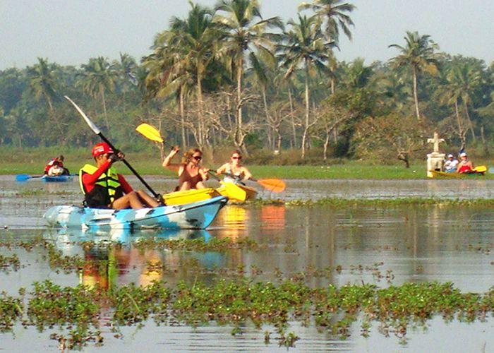Goa Kayaking