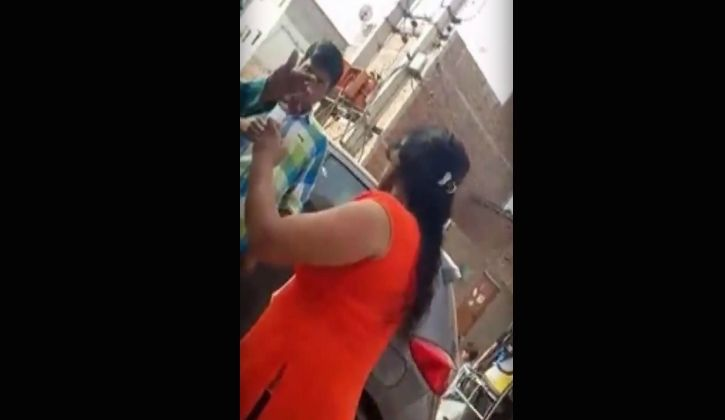 Gurugram Woman Shoots At Auto Driver For Not Giving Way