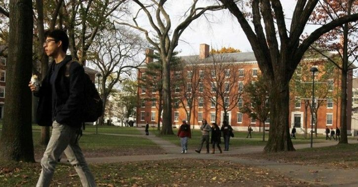 H Harvard discrimination