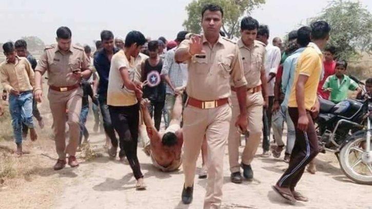 Hapur Lynching Victim