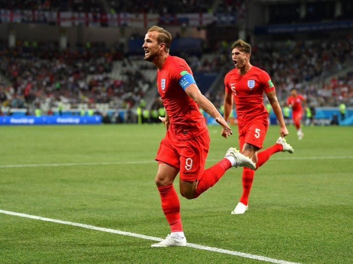 Harry Kane has scored 5 goals in 2 games