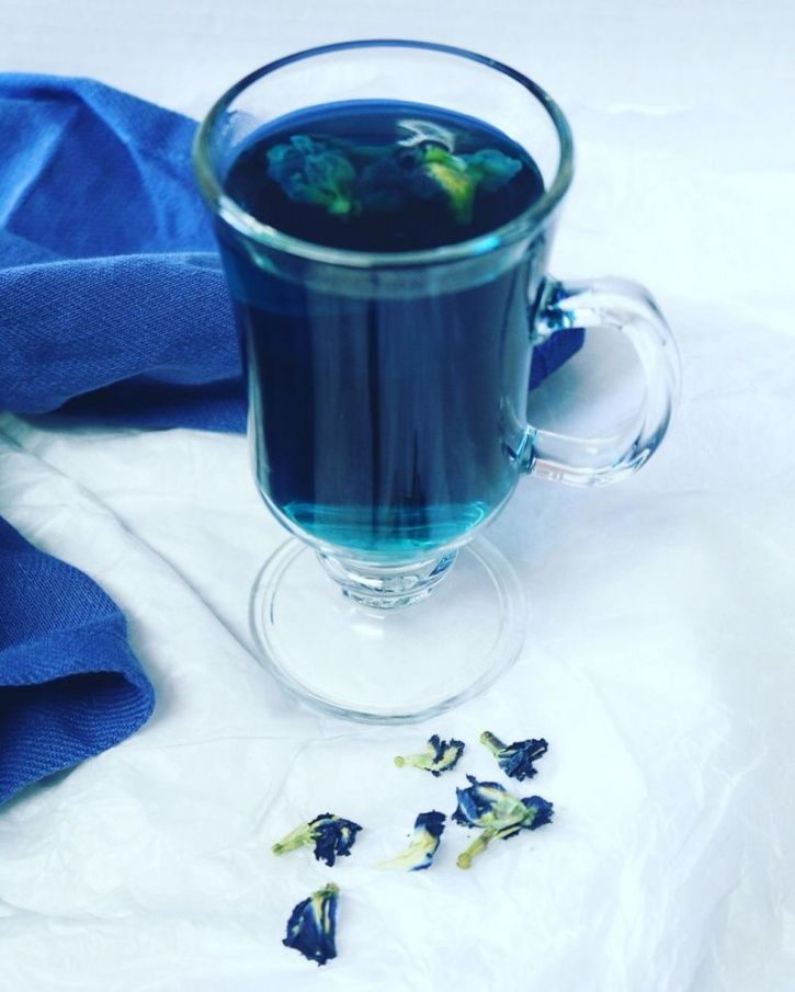 Have You Tried Blue Tea Yet? It Taste Spectacular And Are Loaded With Health Benefits