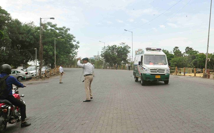 Heart From Mumbai Transported Through Green Corridors In 2.5 Hours