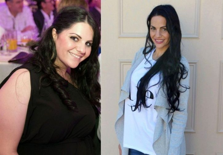 Here's How This Mother Of Two Lost 49 Kilos In 10 Months Without Exercise