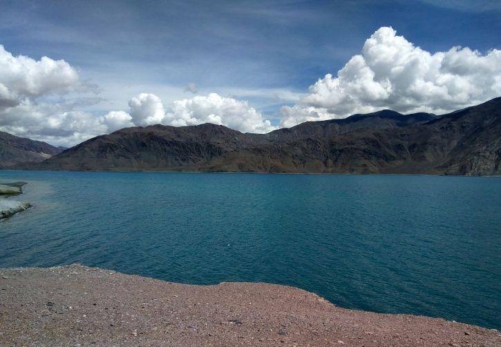 himalayas, nature, collapse, mountains