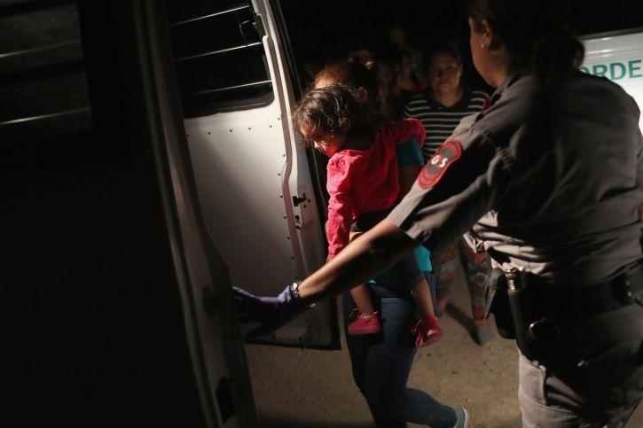 Honduran Asylum-seeker