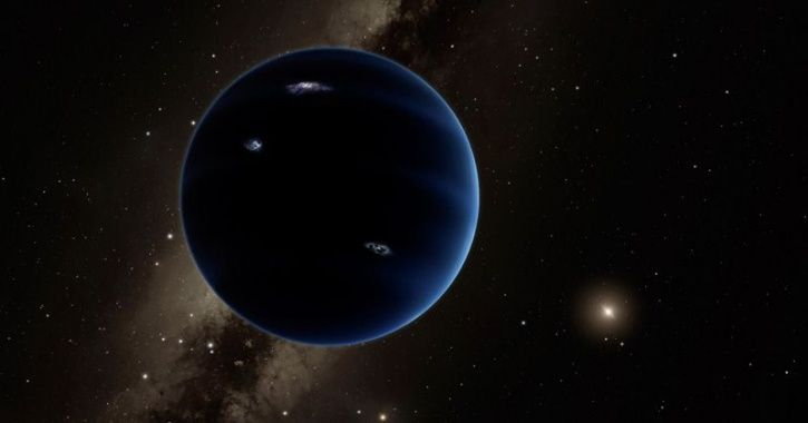 Indian Scientists Discover Planet