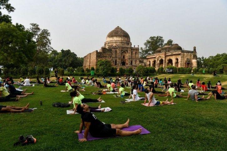 International Yoga Day 1