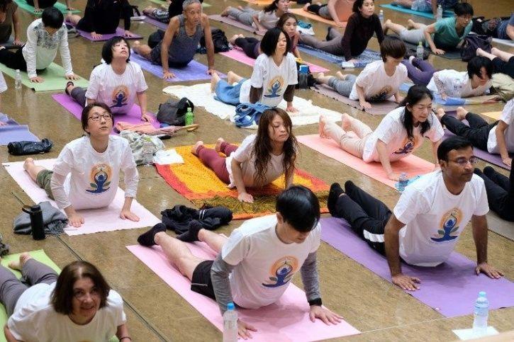 International Yoga Day 7