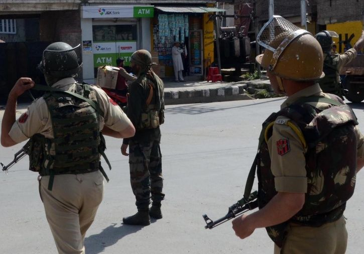 ISIS Kashmir