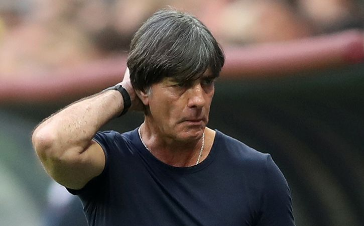 Joachim Low makes bizarre excuses after shock defeat to Mexico