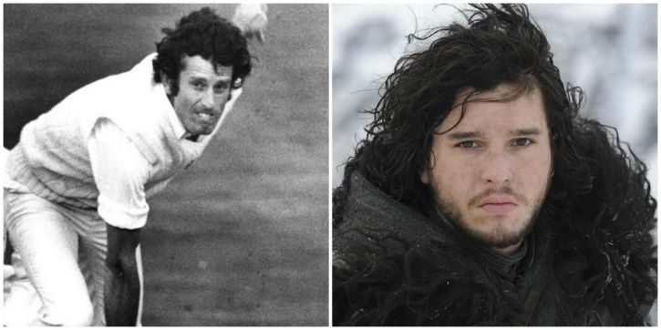 John Snow was a lethal bowler