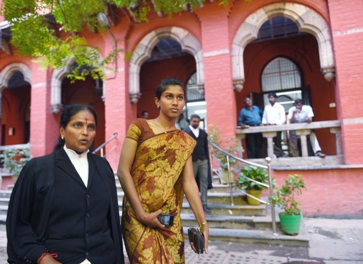 K Prithika Yashini, Tamil Nadu, sub inspector, police