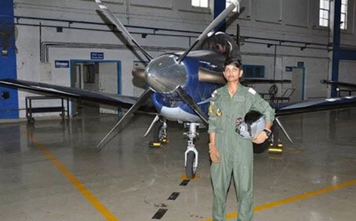 Karnataka First Woman Fighter Pilot Dreams Of Flying Rafale