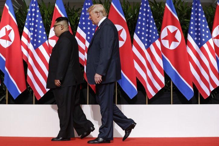 Kim Trump Summit