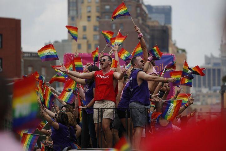 lgbtq, rainbow, pride, parade