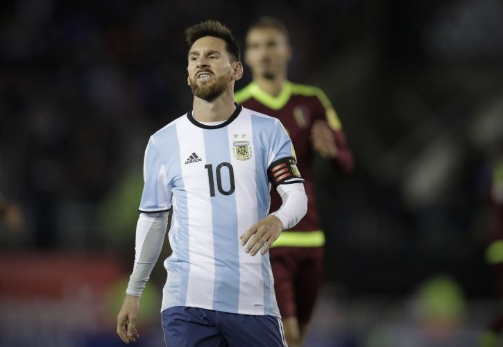 Lionel Messi has not fired in the FIFA World Cup so far