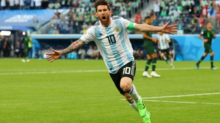 Lionel Messi is right now the darling of his fans. He is the man who can do no wrong.  In the do-or-