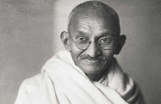 Mahatma Gandhi is our Father of the Nation