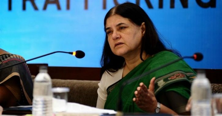 Maneka gandhi Rejects Poll Stating India As Most Unsafe For Women. In 2013, They Were Fine With