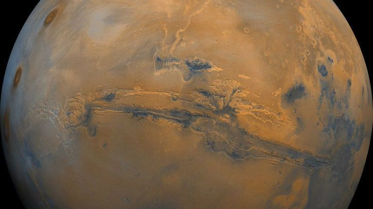 mars the red planet may have had ancient life
