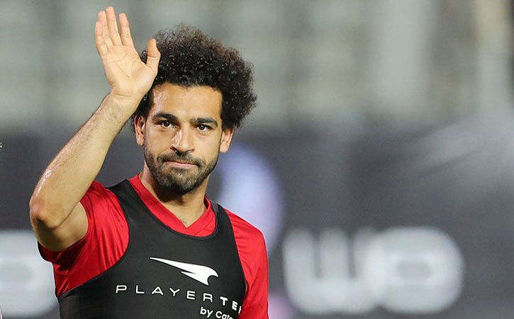 Mo Salah will play world cup in russia