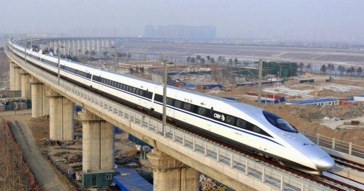 modi bullet train project