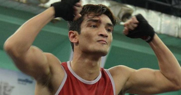 Mongolian Boxing Tourney