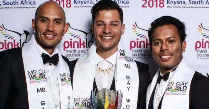 Mr. Gay World 2018