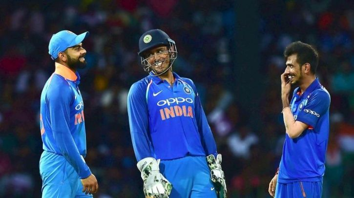 MS Dhoni has played for India since 2004