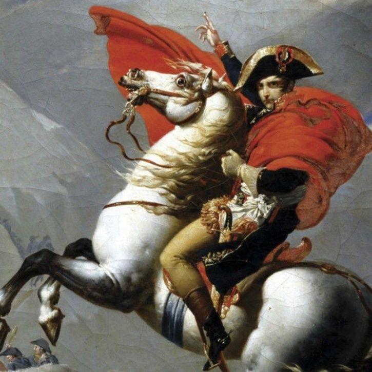 N Napoleon hat General