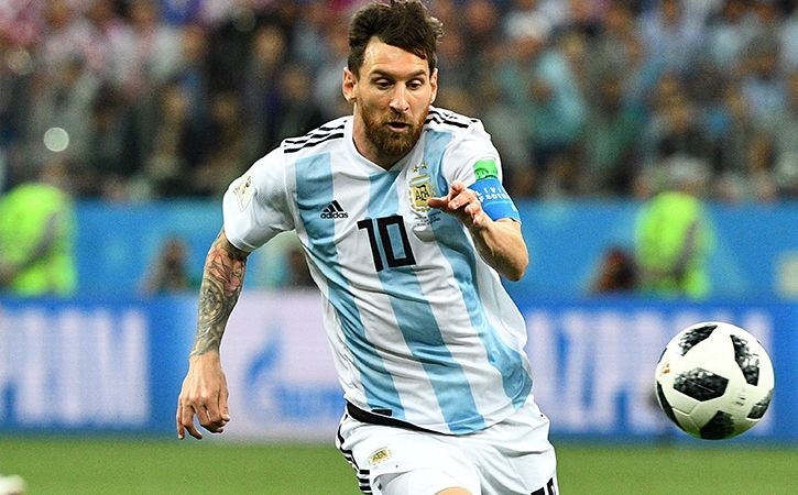 Nigeria Have A Message For Lionel Messi