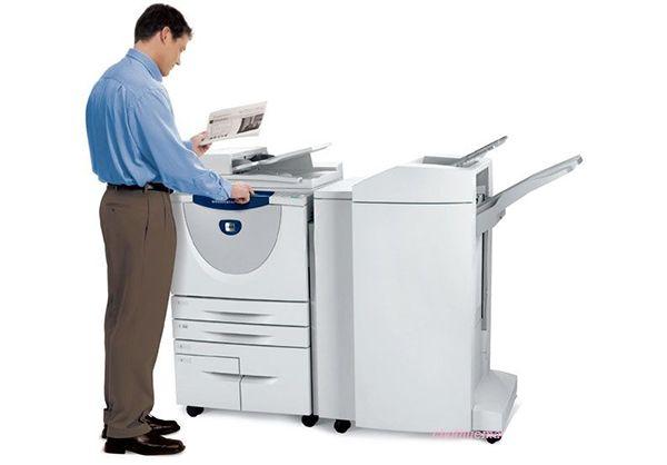 Photocopy tv